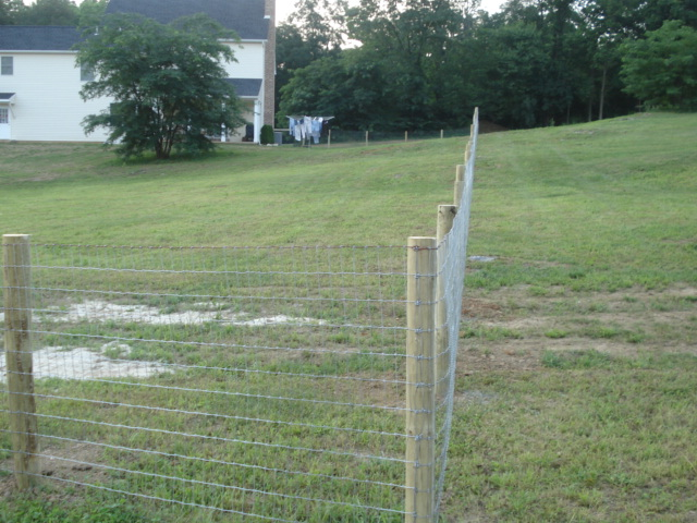 E.P. Hranica Construction - Welded Wire Fencing